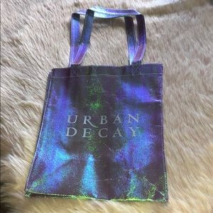 6 Hour Deal!  URBAN DECAY Tote Bag